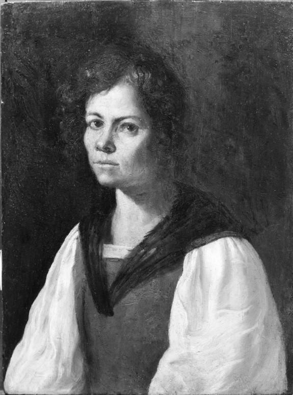 Portrait of a Peasant Woman
