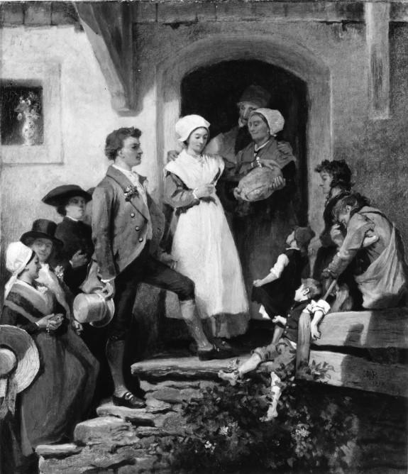 The Bride of Savoy