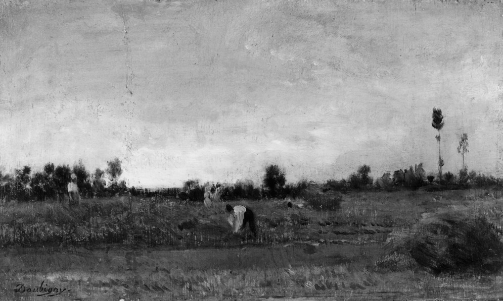 Landscape with Gleaners