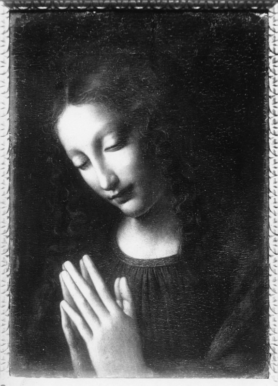 Madonna in Prayer