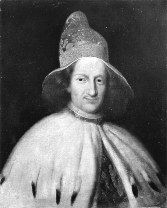 Portrait of Doge Silvestro Valier