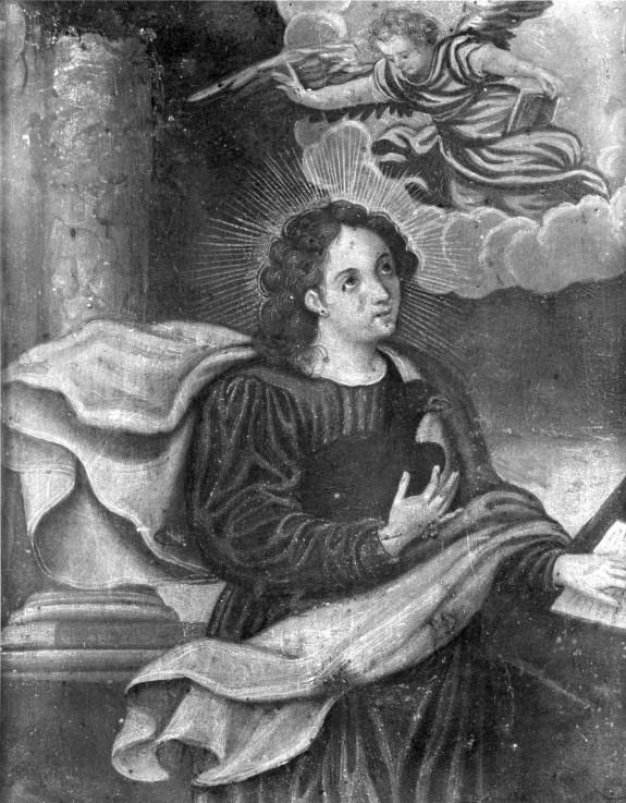 Vision of Saint Agnes