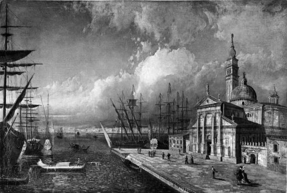 View of San Giorgio, Venice