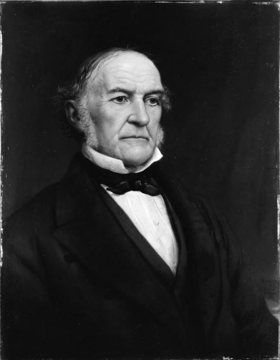 Portrait of the Rt. Hon. W. E. Gladstone (1809-1898)