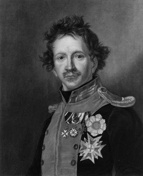 Portrait of Ludwig I, King of Bavaria