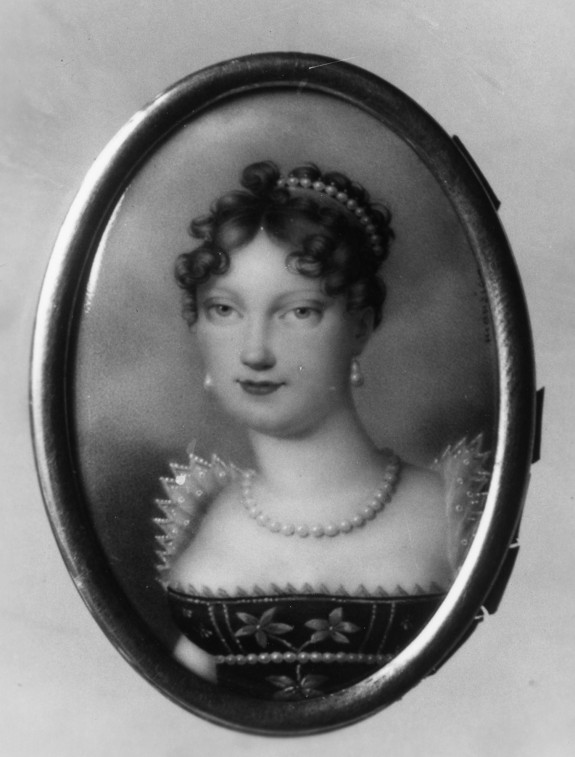 Empress Marie Louise