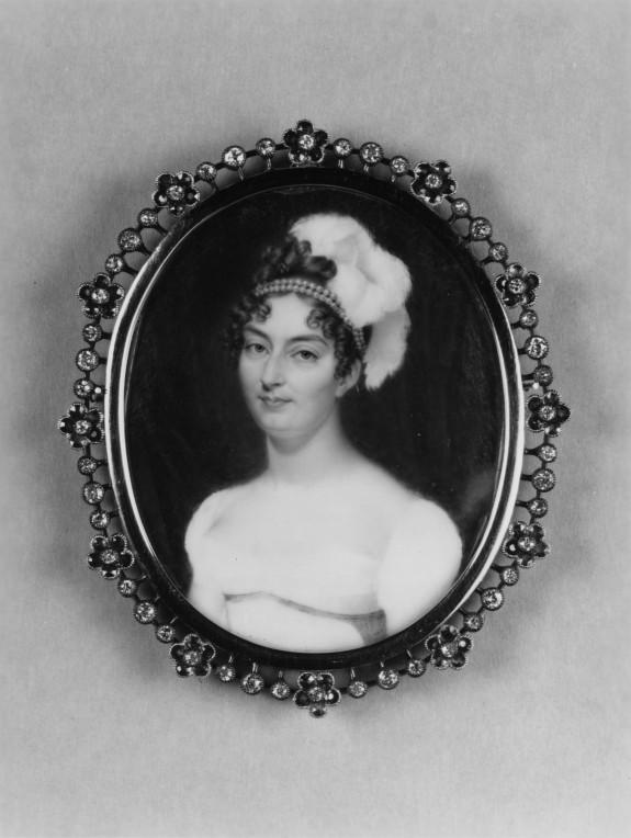 Portrait of the Duchesse D'Angoulême