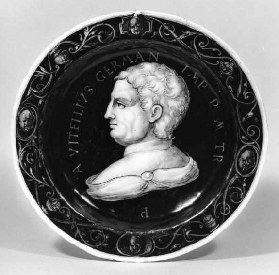 Portrait of the Emperor Vitellius