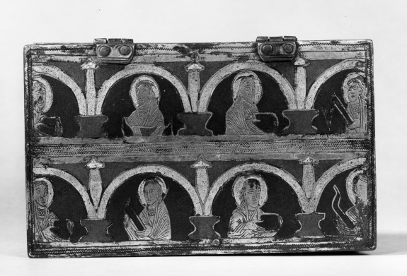 Casket (plaques from a portable altar)