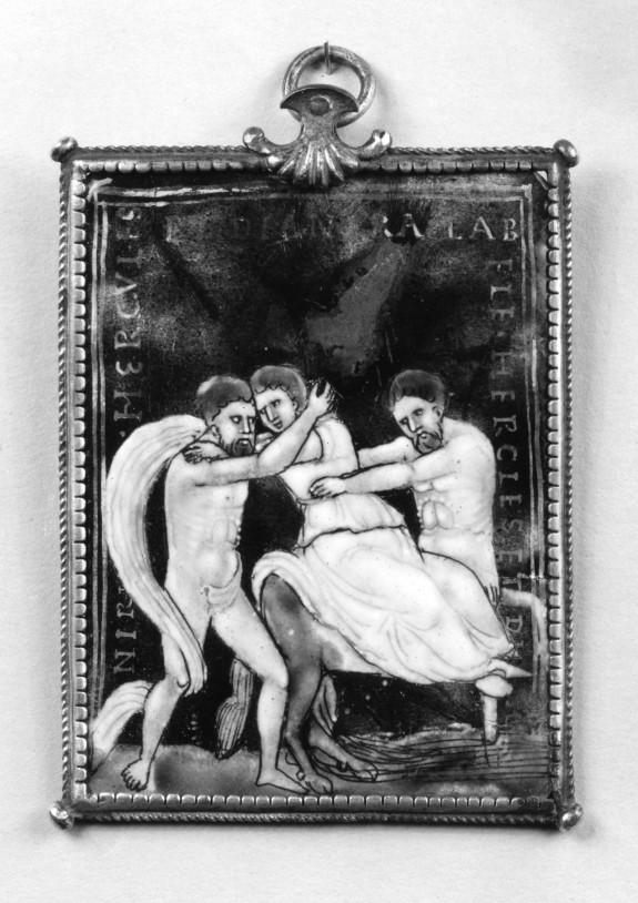 Hercules Rescues Deianira from Nessus