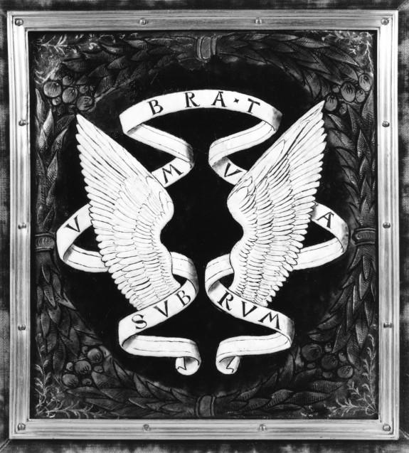 Plaque with Emblem