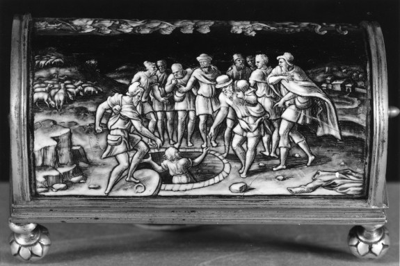 Casket with Scenes from the Story of Joseph