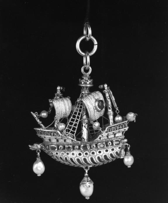 Ship Pendant
