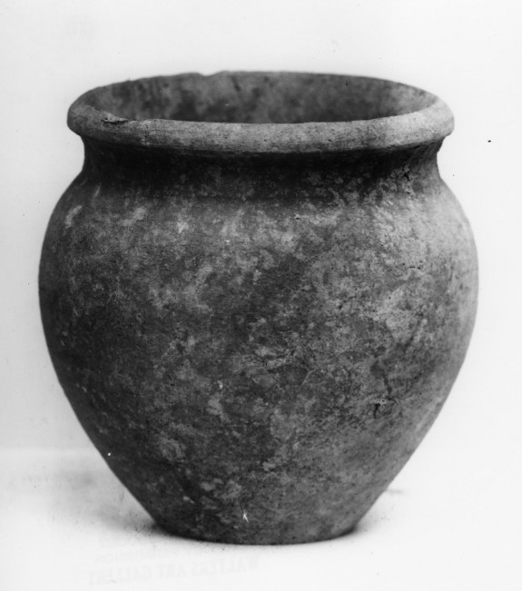 Jar with Wide Mouth