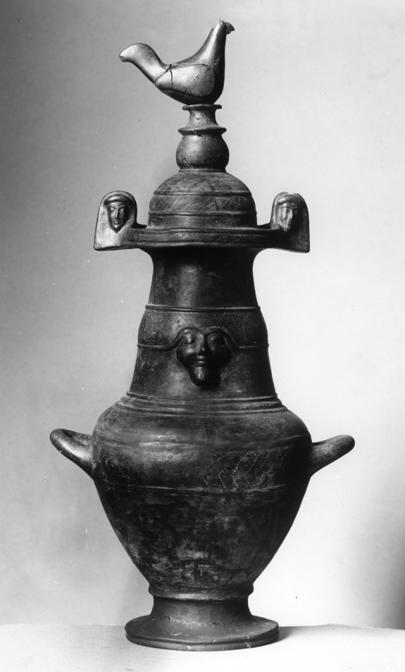 Hydria with Lid
