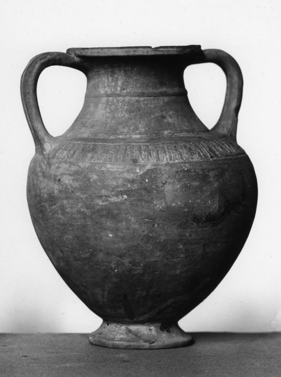 Amphora with Figures