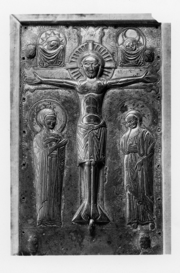 Bookcover of the Crucifixion
