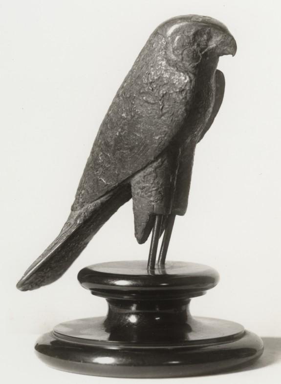 Falcon Figure with Falcon Mummy