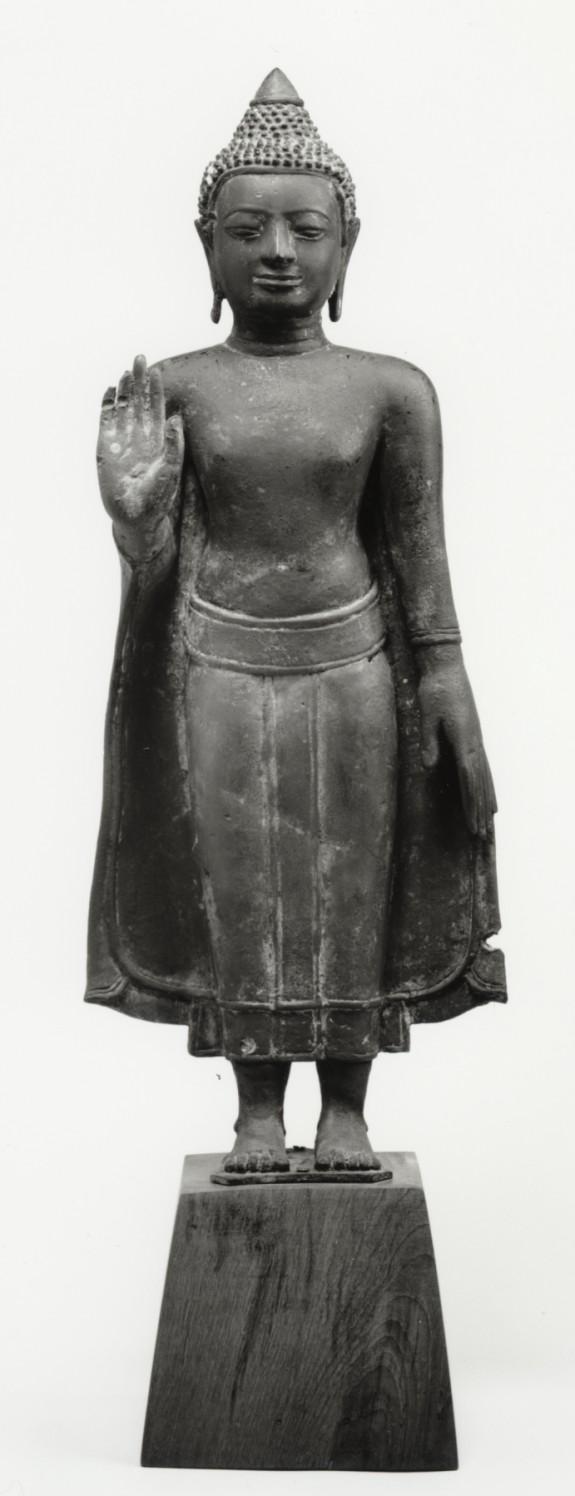 Standing Buddha in