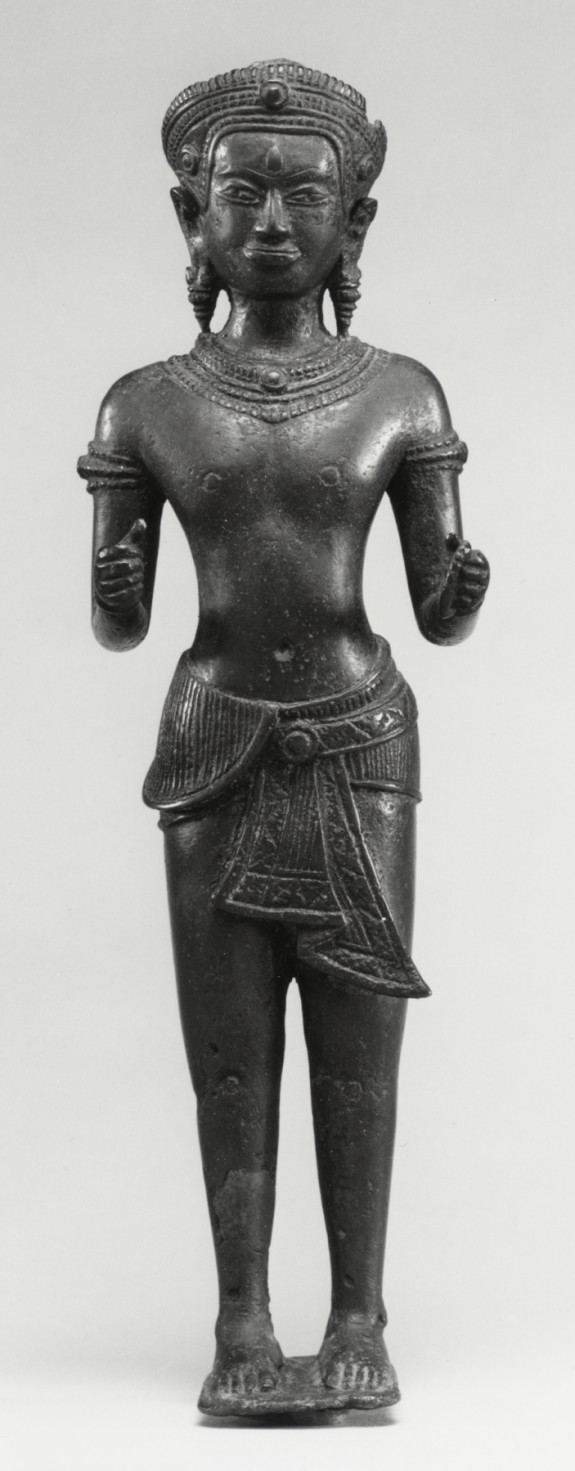 Standing Deity, Probably Shiva
