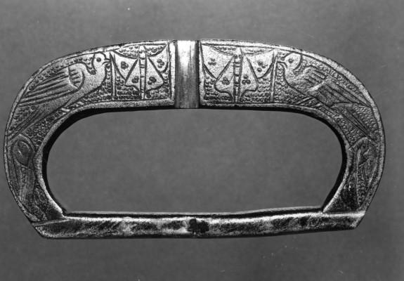 Buckle for a sword belt