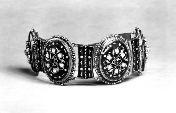 Bracelet with Medallions