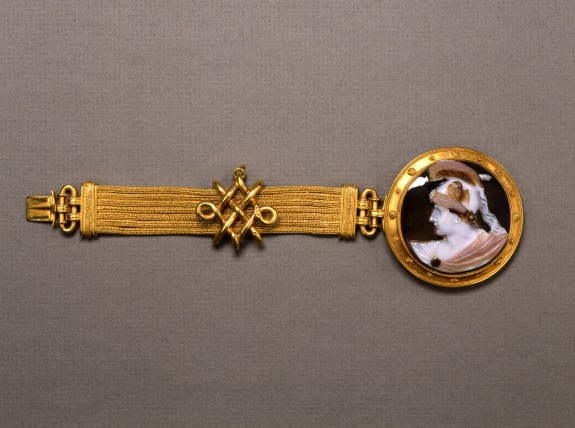 Bracelet with Classical Warrior