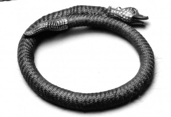 Bracelet in the Form of a Snake