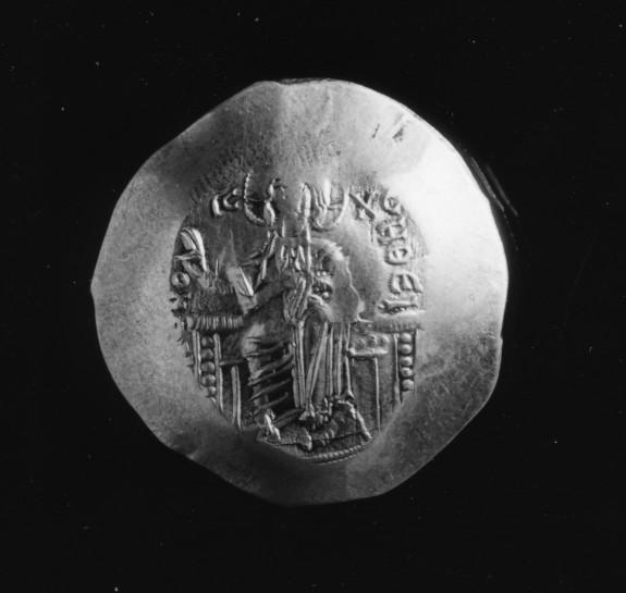 Electrum Coin (Trachy) of Alexis III