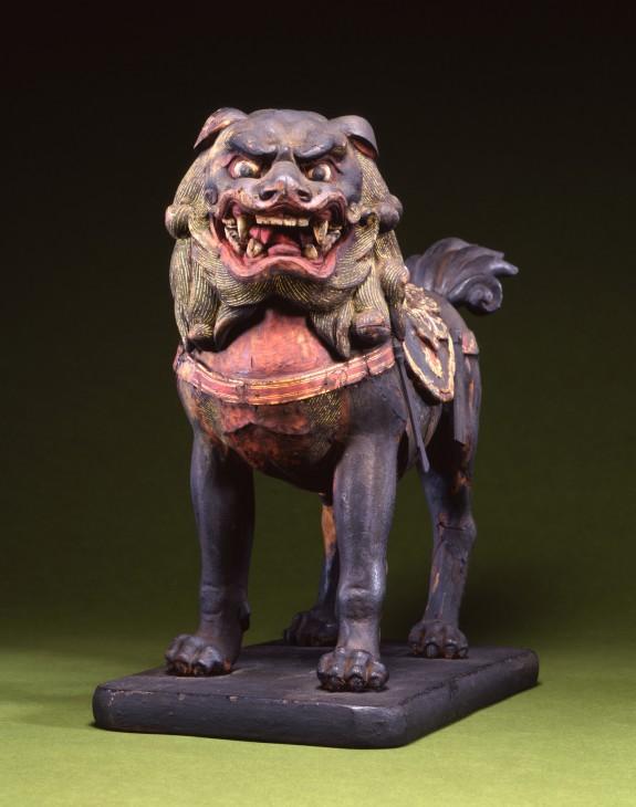 Buddhist Guardian Lion (Shishi)