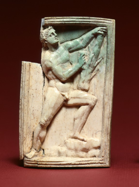 Scene of Herakles