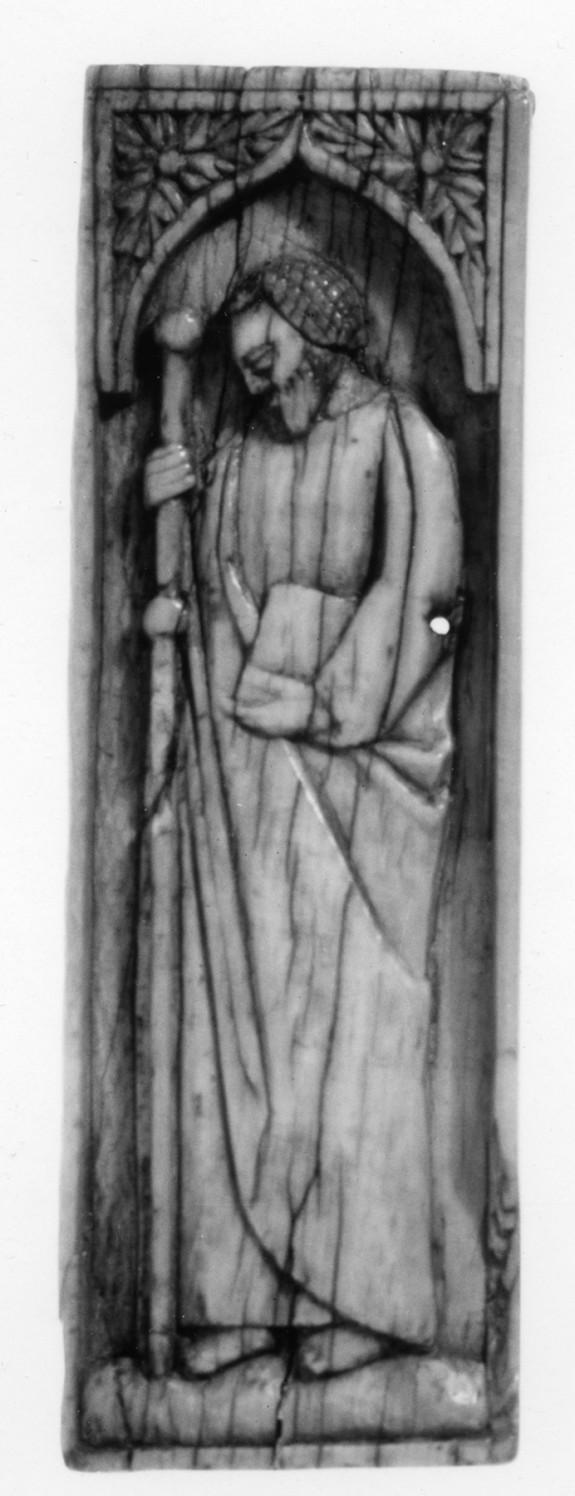 Fragment with Saint James Major