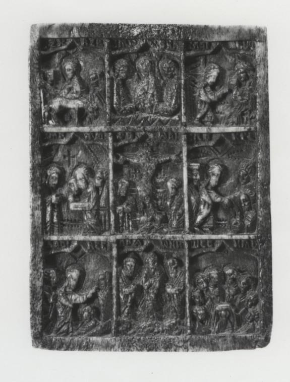 Nine Biblical Scenes