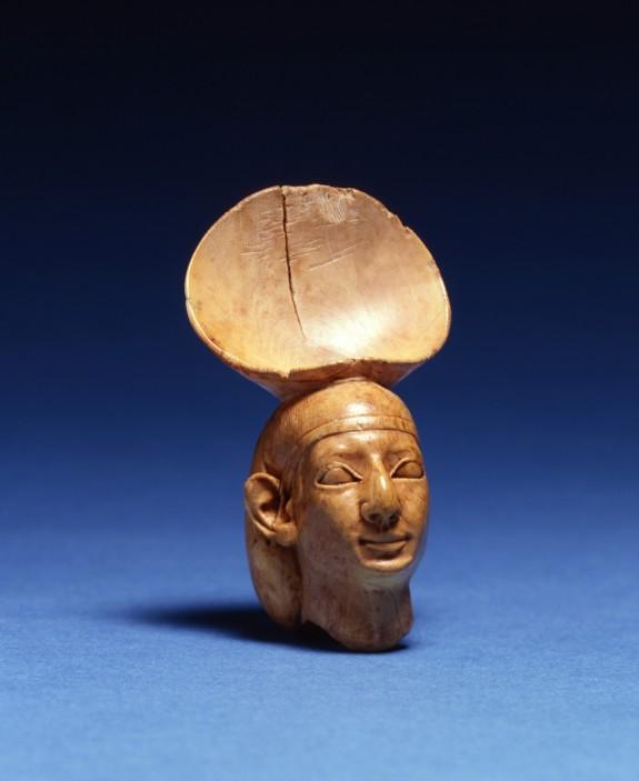 Head of a Syrian