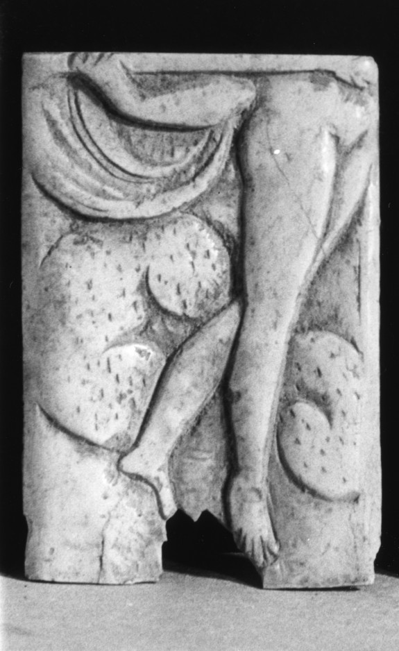 Lower Portion of a Female Figure