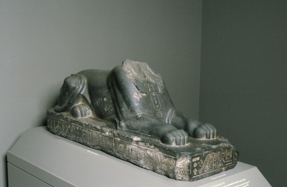 Sphinx of King Psamtik II