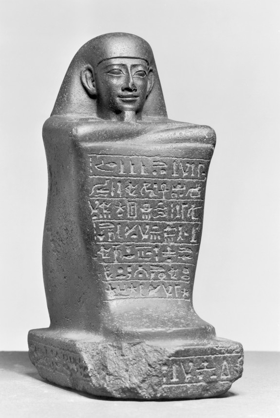 Block Statue of Ankh-pekhred