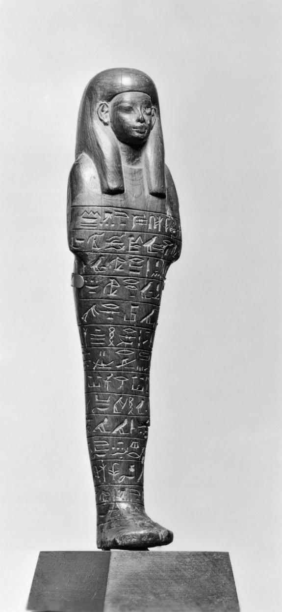 Ushabti-Figure of Irtu