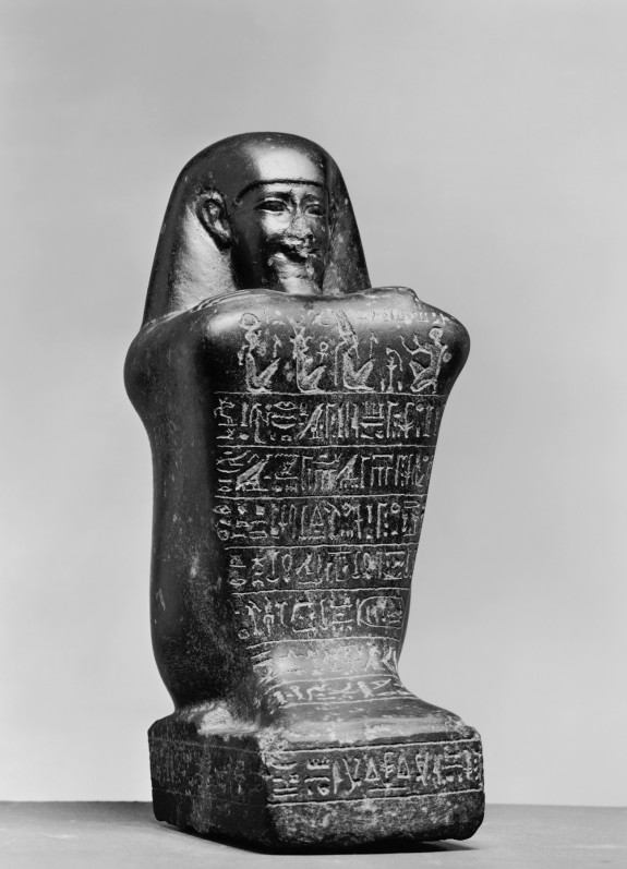 Block Statue of Sheshonq