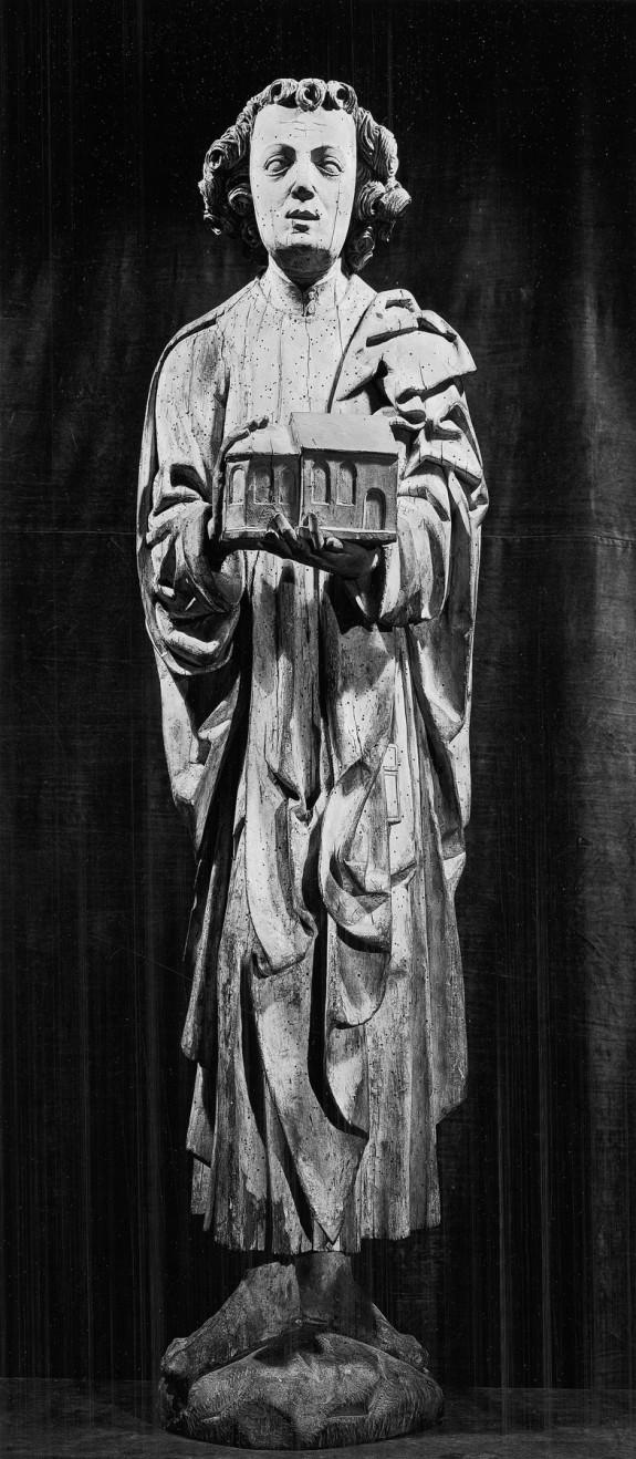 Saint Sebaldus or Saint Leopold