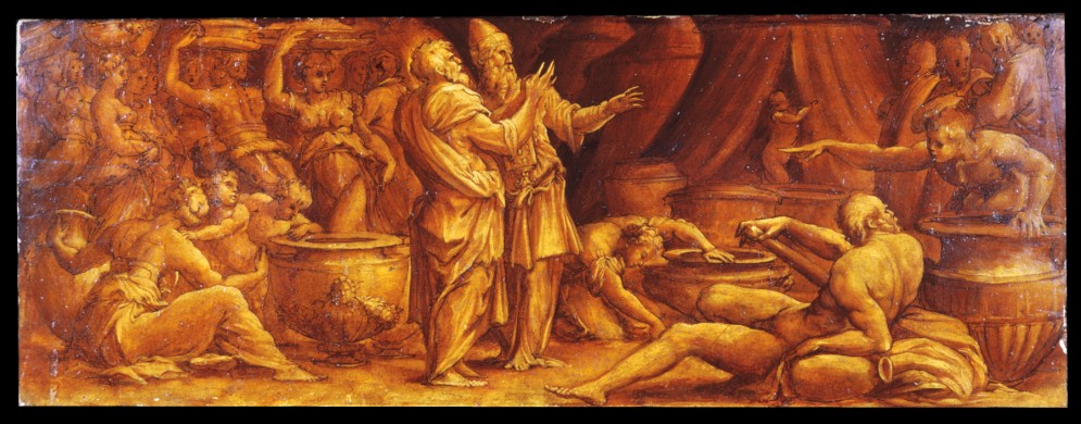 The Fall of Manna