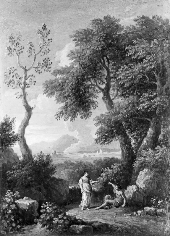 Landscape of the Roman