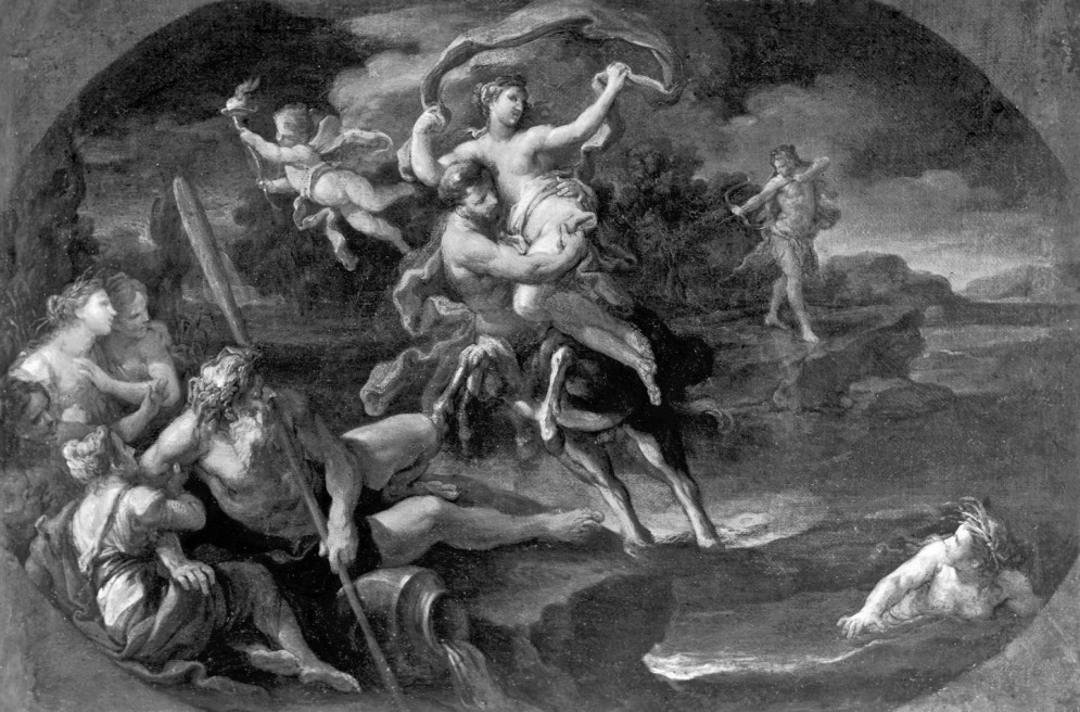 The Abduction of Deianira