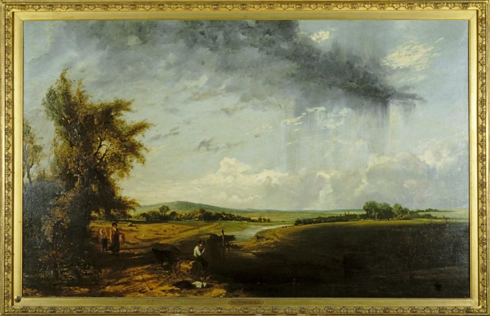 A Harvest Shower