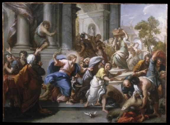 The Cleansing of the Temple