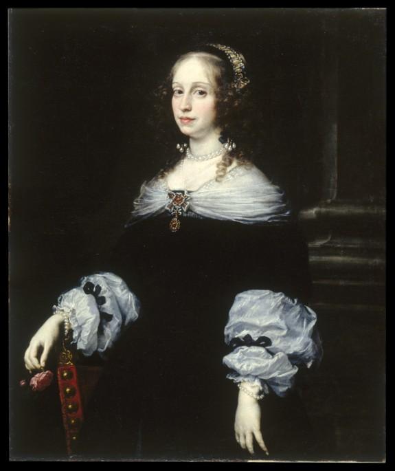 Portrait of Countess Teresa Dudley di Carpegna