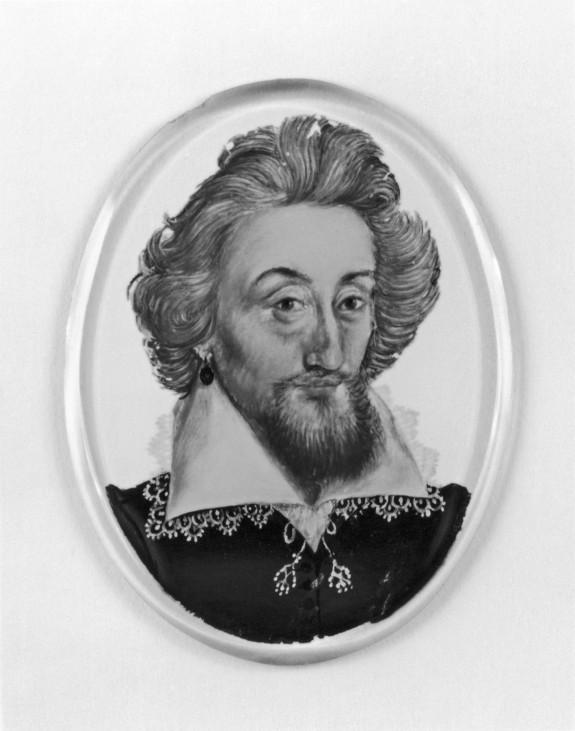 Portrait of Henry IV, King of France