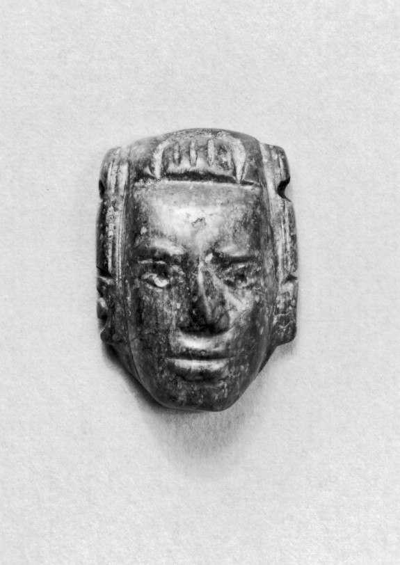 Human Head Pendant