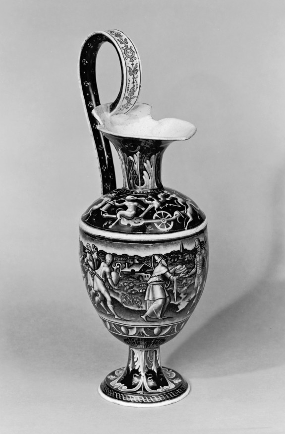 Ewer with Melchizedek and Abraham