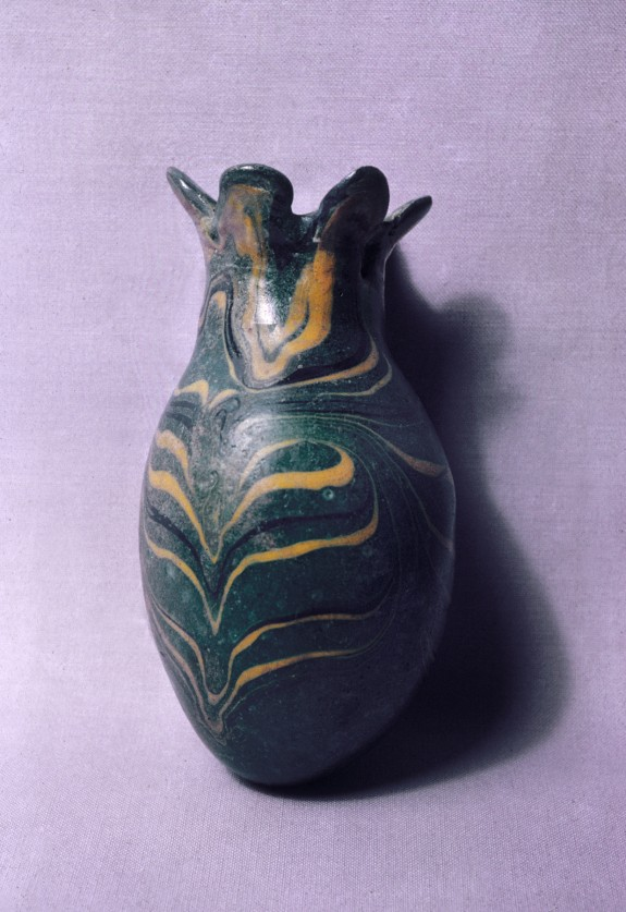 Pomegranate Vessel